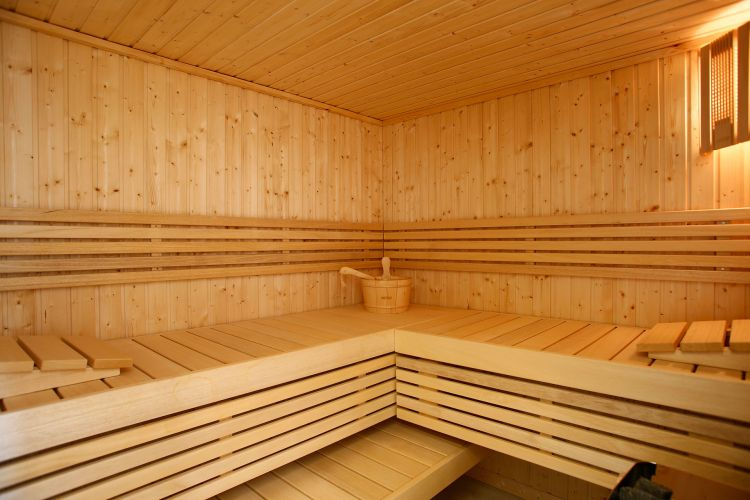 Sauna (6 places)